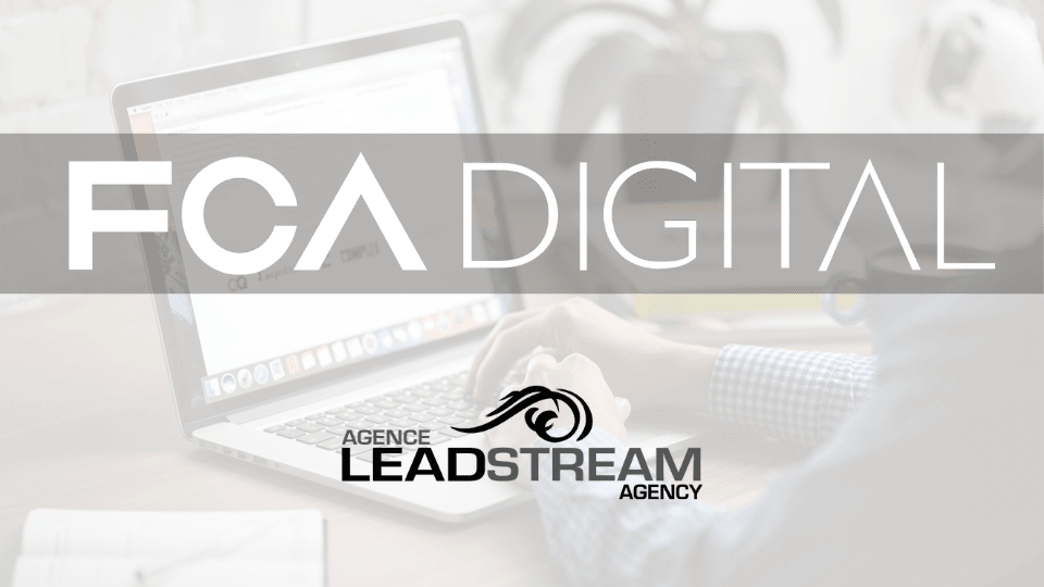 Agence LeadStream accréditée par FCA digital