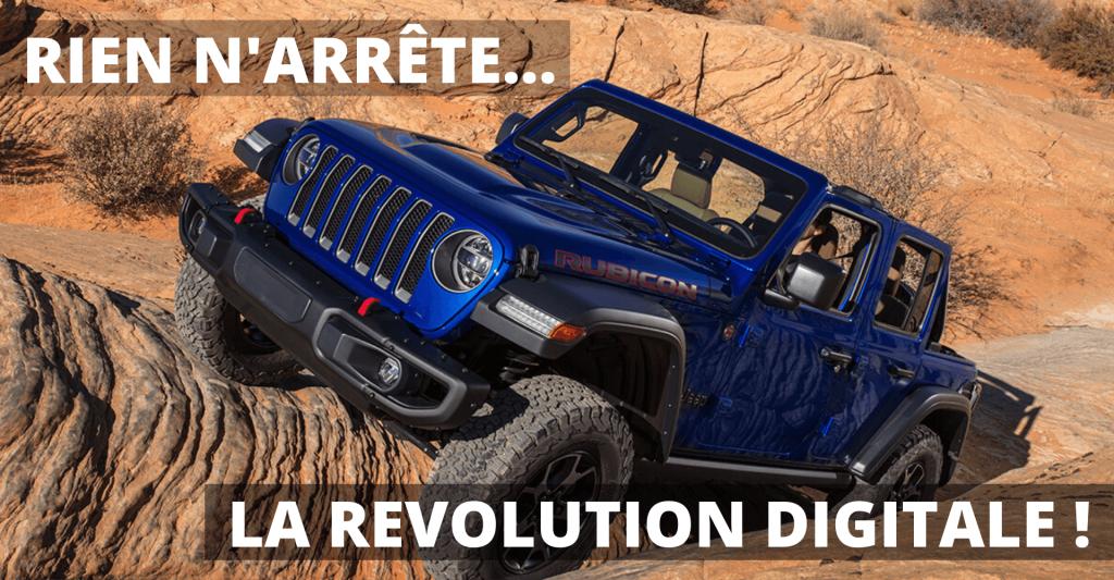 Services de marketing digital pour concessionnaires Chrysler Dodge Jeep Ram Fiat