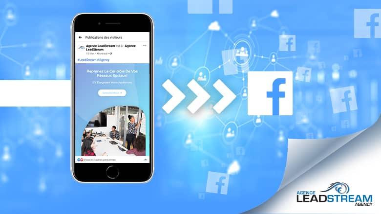 Leadstream pub Facebook
