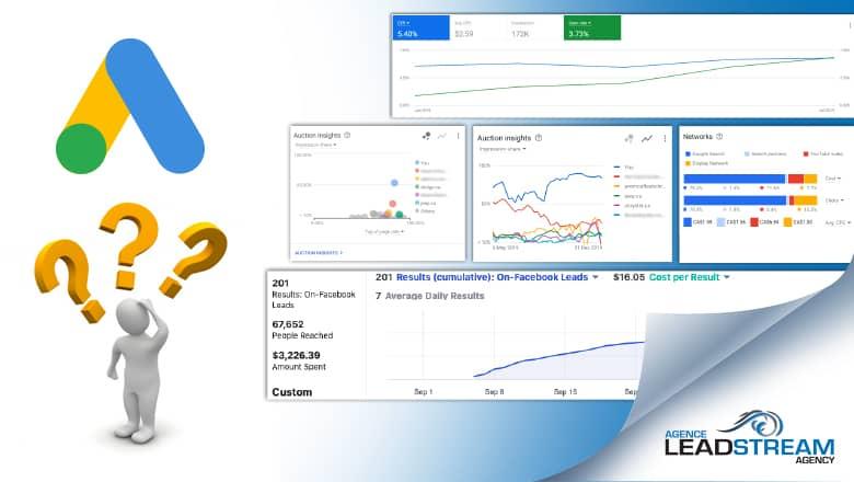 Leadstream comment utiliser Google Ads