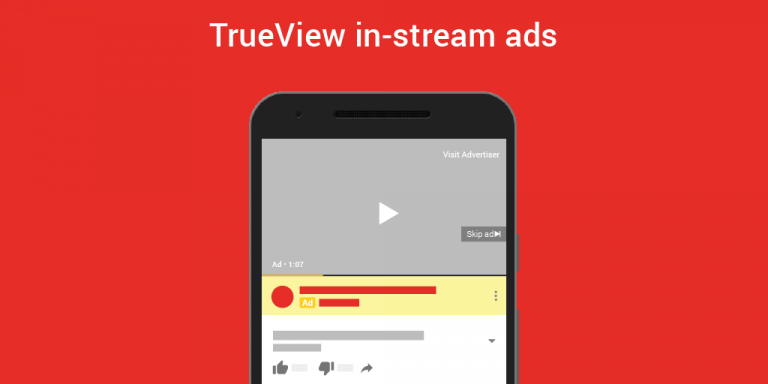 TrueView youtube leads