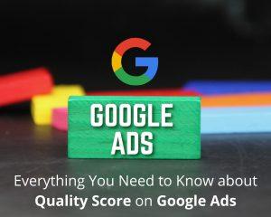 Quality Score on Google Ads