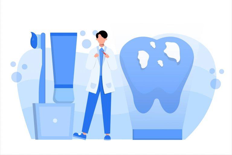 image about dental treatment content